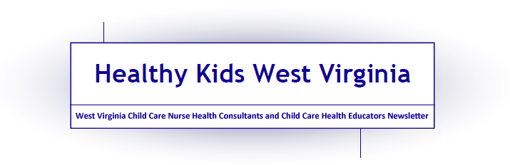 Healthy Kids WV Newsletter Logo